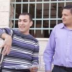 De Palestijnse werkbegeleiders